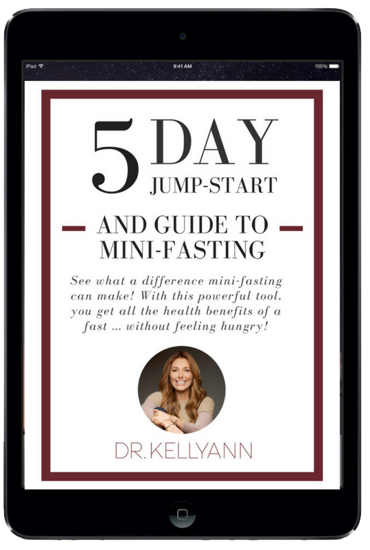 5-Day Mini Fast Jump-Start