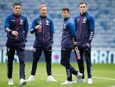 Deux joueurs des Rangers suspendus après avoir enfreint le règlement Covid-19