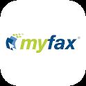 MyFax App—Send / Receive a Fax icon