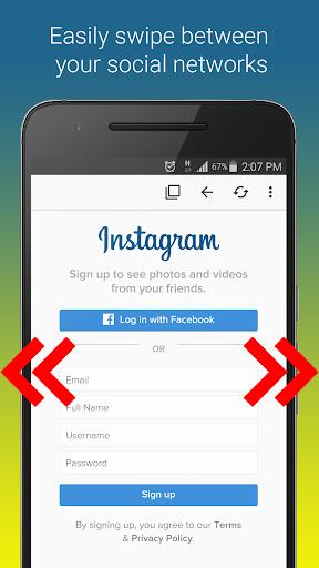 Browser for FB  screenshots 3