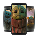 Wallpapers HD: Baby Yoda icon