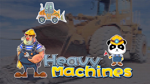 Heavy Machines - Free for kids  screenshots 5