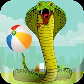 Super Ball Snake game