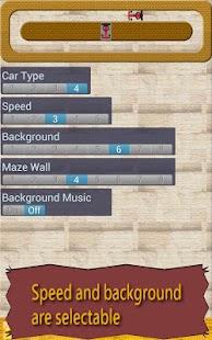 Crazy Maze Racing - náhled