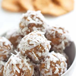Pina Colada Energy Bites (Protein Balls!).