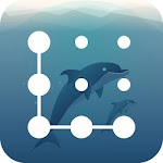 Ocean Dolphin CM Security Icon