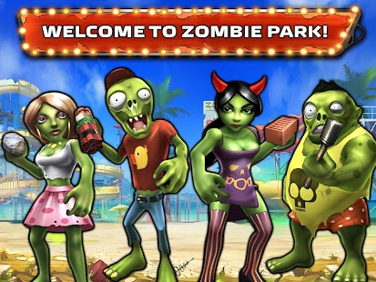 Zombie Park- screenshot thumbnail