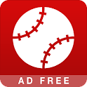 Baseball MLB Schedule Ad Free icon