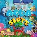 Aqua Slots 2 Treasure Island PAID icon