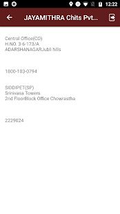 Download Jayamithra Chits Member Module For PC Windows and Mac apk screenshot 6