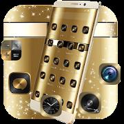 Gold Curve Luxury Design Theme