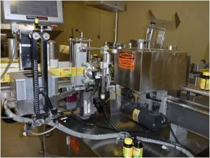 Photo: Behind the Scenes at Nature Made - Packaging machine