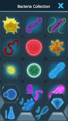 Bacterial Takeover - Idle Clicker  screenshots 2