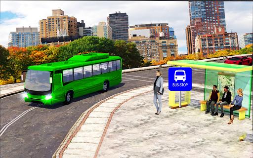 2019 Megabus Driving Simulator : Cool games 1.0 screenshots 12