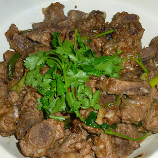 Barbeque Sauce Ribs Stew