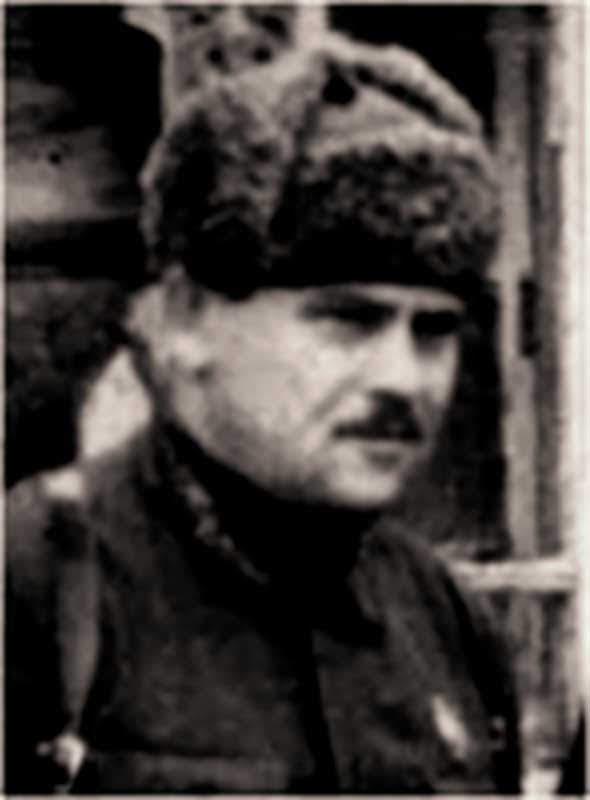 Масленов А.И. - нач-к политотдела 16А