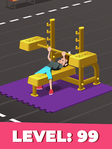 Idle Fitness Gym Tycoon - Workout Simulator Game 1.5.4 screenshots 8