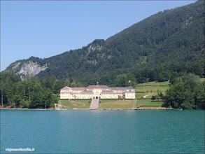 Photo: Lago St Wolfgangsee. Alta Austria. http://www.viajesenfamilia.it/