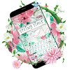 Springtime Flowers Keyboard Theme