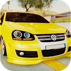 Car Racing Volkswagen Game icon