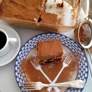 Italian Cake Teramisu