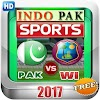 Live Pak Vs WI PTV Cricket TV