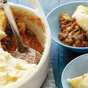 Alton Brown's Shepherd's Pie