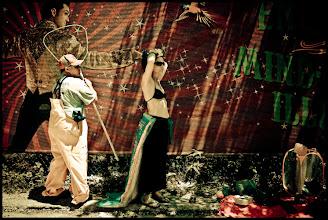 Photo: mermaid catcher