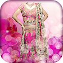 Indian Wedding Dressup Montage icon
