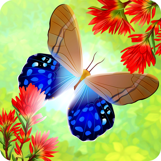 Flutter: Butterfly Sanctuary game (apk) free download for Android/PC/Windows