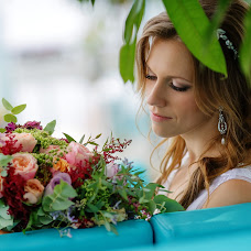 Wedding photographer Tina Markovkina (Shell). Photo of 13.09.2015