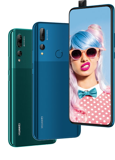 Huawei launches Y9 Prime 2019 with pop-up selfie camera