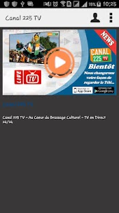 Canal 225 TV- screenshot thumbnail