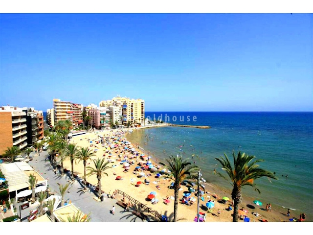 Playa Del Cura Apartment: Playa Del Cura Apartment for sale