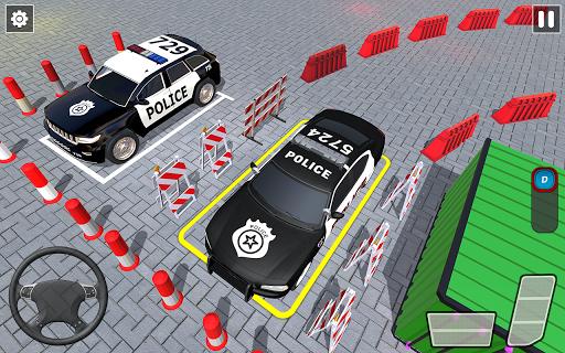 Crazy Traffic Police Car Parking Simulator 2020 5.30 Screenshots 1