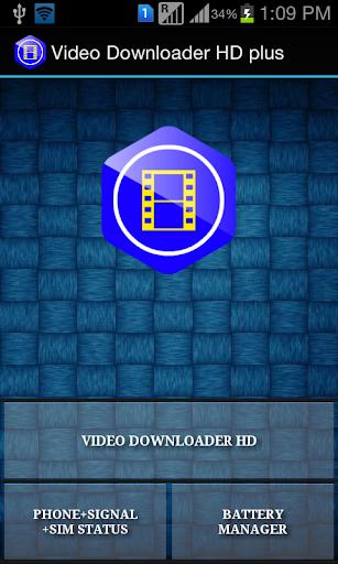 Tube Video Downloader HD+