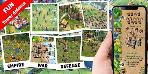 Empire Defense: Age of Stick War & Tower Defense filehippodl screenshot 6