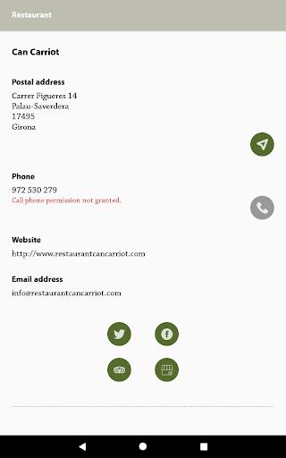 Can Carriot - Palau-saverdera screenshot 20
