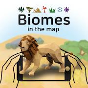 인더맵 바이옴즈 - in the map Biomes