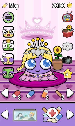Moy 3 🐙 Virtual Pet Game screenshot 3