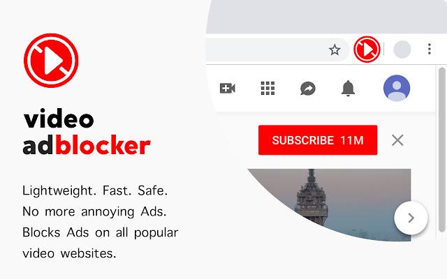 Video Adblocker - Block Pre Roll Ad