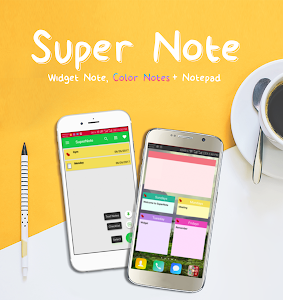 Notes App - Notepad - Notes Widget For Android 1 4 13 + (AdFree) APK