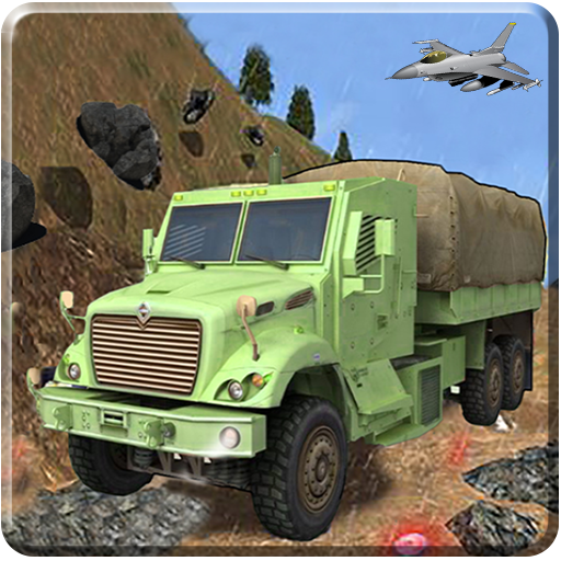 4x4 Army Truck Driving Simulator Mountain Climb (game)