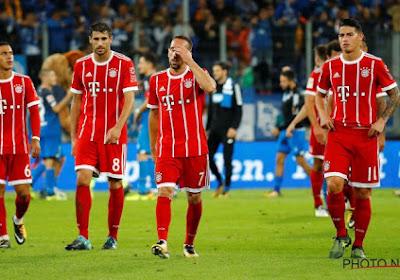 Le Bayern trébuche face à Wolfsbourg et ses Belges