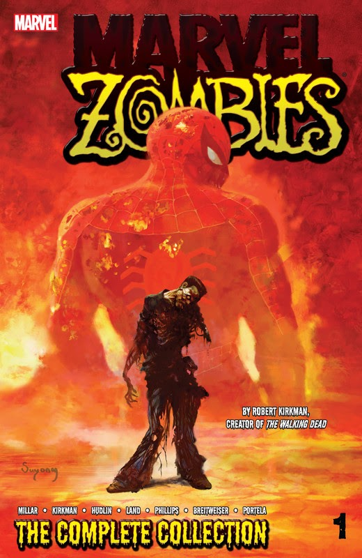Marvel Zombies: The Complete Collection (2013) - complete