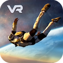 Vr Sky Diving 360 Video Watch Free icon