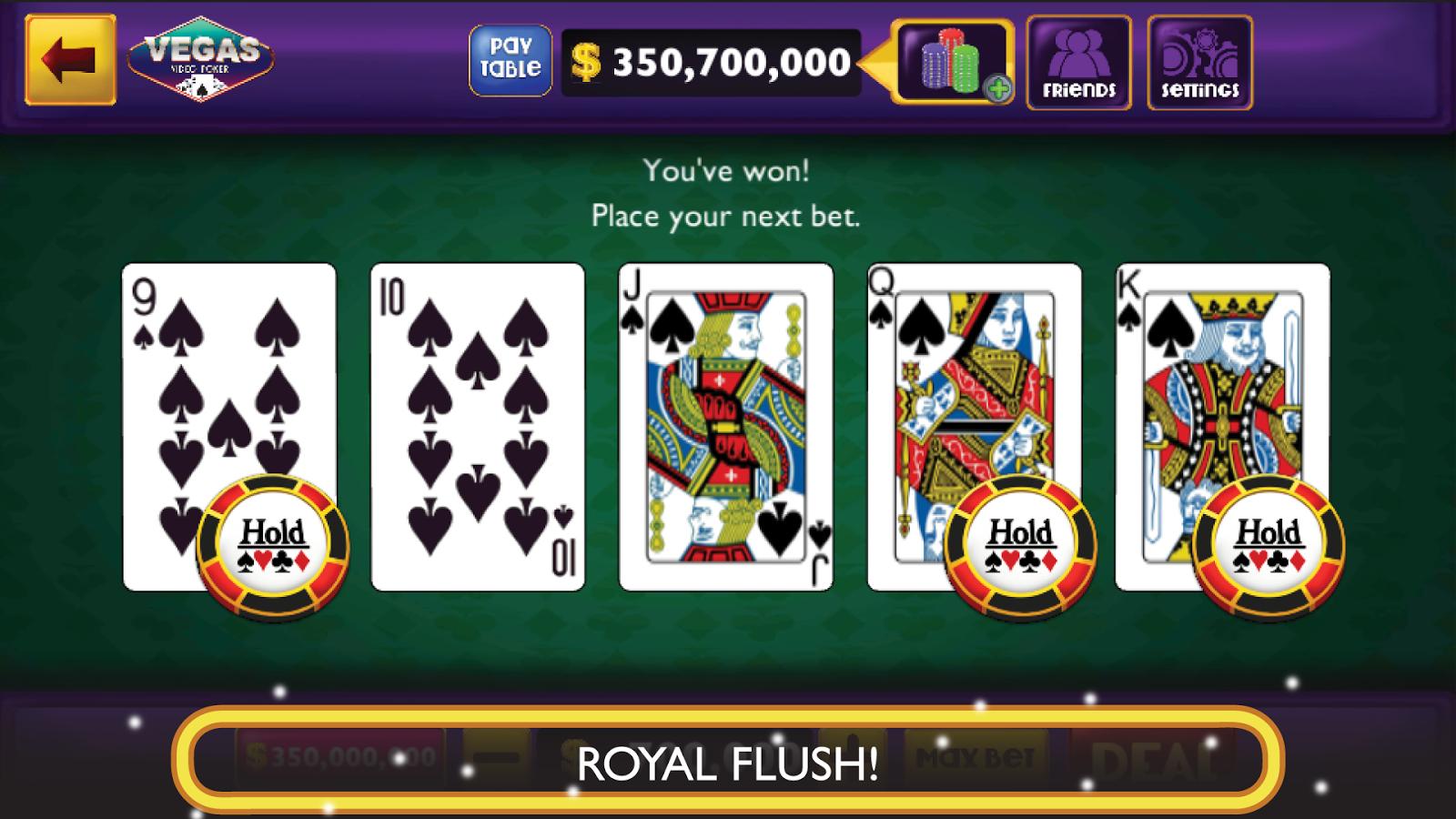 vegas casino online poker