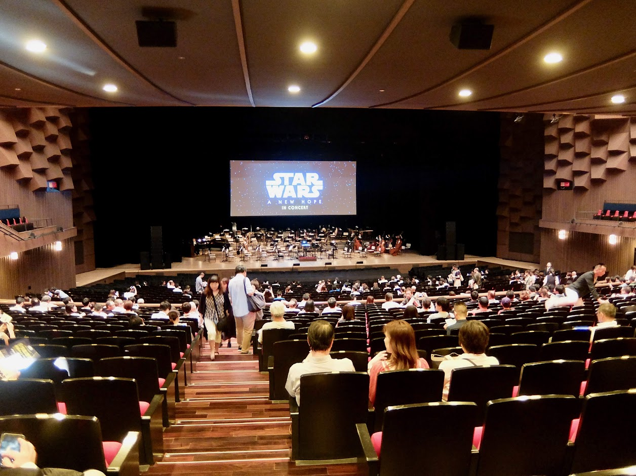 Star Wars in Concert 2018 Osaka Festival Hall