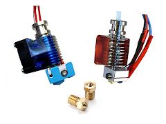 E3D 3D Printer Accessories