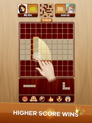 Woody Battle Block Puzzle Dual PvP 3.0.8 screenshots 9